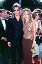 Брад Пит и Дженифър Анистън, 1999