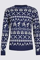 "Пуловер Marks and Spencer ""Грозноватите"" коледни пуловери са всъщност страшно симпатични. 55 лв."