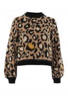 Пуловер Topshop Животинските мотиви продължават да диктуват модните ни желания. 80 лв.