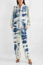 Tie-dye деним гащеризон Stella McCartney от Net-a-porter, 1 960лв.