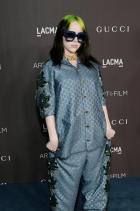 Billie Eilish в Gucci