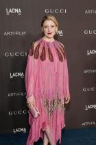 Грета Геруиг в Gucci