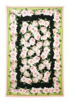 Плажна кърпа с флорален принт Dolce&Gabbana от Farfetch, 1 007лв.