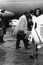 The Supremes -Мери Уилсън, Флорънс Балард и Даяна Рос