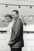 Оливия де Хавилланд и Пиер Галанте, 1955