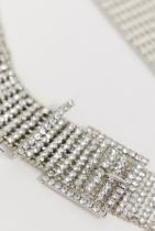 Колан Aldo от 55 на 44 лв. Коланът с кристали е впечатляващо допълнение към джинските или белия костюм при наличието на достатъчна доза дързост, така необходима за летния моден сезон.