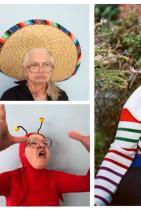 @lili_hayes име: Лили Хейс години: 70 повече: честно да си признаем, и ние искаме на тези години райетата, широките рамки и бейзболната шапка да ни седят така шик и тренди. А чувството за хумор на Лили, която има близо 80 хиляди последователи, е толкова готино, колкото самата нея.