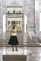Musée Christian Dior, Гренвил, Франция