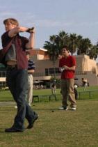 Урок #7 Prep rules. Придържаме се към дрескода дори играейки голф.