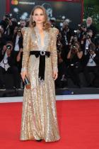 Натали Портман в Gucci на фестивала във Венеция