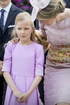 Принцеса Елеоноре Четвъртото и най-малко дете на крал Филип и кралица Матилда. 9-годишната принцеса е четвърта по линия за наследяване на трона. Свири на цигулка, рисува и се обучава в елитно училище в Брюксел.