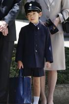 Принц Хисахито Внук на императора на Япония е трети по линия за наследяване на трона. Родители са му принц Акишино и принцеса Кико. По-голямата сестра на принц Хисахито, 25-годишната принцеса Мако, обяви тази година, че се отказва от титлата и трона, за да се венчае за годеника си - мъж от народа, Кей Комуро.