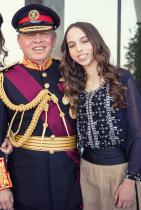 Принцеса Салма 17-годишната девойка е трето дете и първа дъщеря на крал Абдула и кралица Рания на Йордания. Салма има двама братя: 23-годишният принц Хюсеин и 12-годишният принц Хашем и една сестра: 21-годишната принцеса Иман. Принцесата няма да наследи трона на Йордания, заради законите на станата, които позволяват само наследници от мъжки пол.