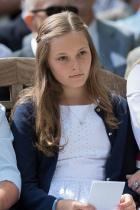 Принцеса Ингрид Александра 13-годишното момиче ще наследи трона на Норвегия след баща си принц Хаакон. Въпреки крехката си възраст Ингрид Александра вече участва в официални кралски ангажименти.