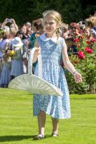 Принцеса Естел Естел Силвия Ева Мари е 5-годишната наследничка на шведския трон и е първородното дете на принцеса Виктория и принц Даниел. Момиченцето обаче ще наследи трона чак след майка си.
