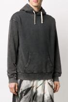 PAURA, faded-effect pullover hoodie от 373лвна 279лв
