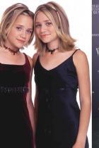 """Мери-Кейт и Ашли Олсън  Може би малцина помнят, че близначките изгряват в сериала """"Пълна къща"""". Освен с успехите им в киното, днес могат да се похвалят и със завидни модни постижения. Сестрите стартират бизнеса си съвместно с американската верига Walmart, като скоро след това той се превръща в един от най-успешните в модния сектор. Днес имат своя собствена модна линия - The Row (основана през 2006 г.) - и са истински икони в индустрията."""