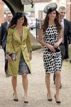 Кейт и Пипа Мидълтън Кейт и Пипа постоянно ни вдъхновяват с начина, по който изглеждат. Всичко, което Пипа носи, е толкова удобно и функционално, че отдавна следим от близо  брандовете, които предпочита. А откакто стана кралска особа, сестра й Кейт всеки път ни впечатлява с изумително стилните си ежедневни визии. Затова не е изненадващо, че всичко, което британските сестри облекат, се разпродава като топъл хляб.