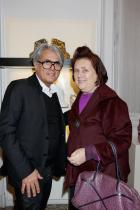 Джузепе Заноти и Сузи Менкес