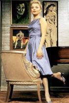 Джина Роуландс / снимка: Phillip Harrington / 1958 г.
