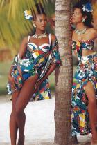 Beverly Peele и Yasmeen Ghauri за Escada SS 1994 г.