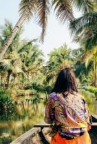 Кѐрала, Индия С дългото си крайбрежие, хилядите палми, декари кафени плантации и зашеметяваща гледка към Арабско море, Керала е оазис на спокойствието в страна, която се движи на високи обороти.