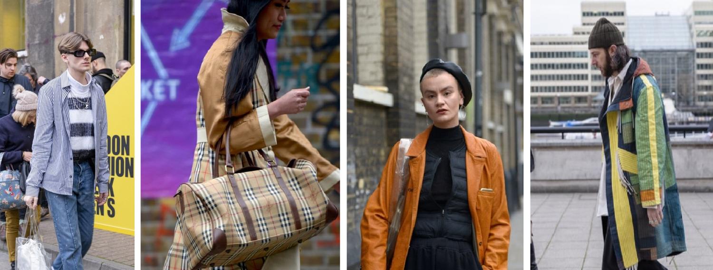 Street style вдъхновения: Мъжкото Fall 2019 в Лондон